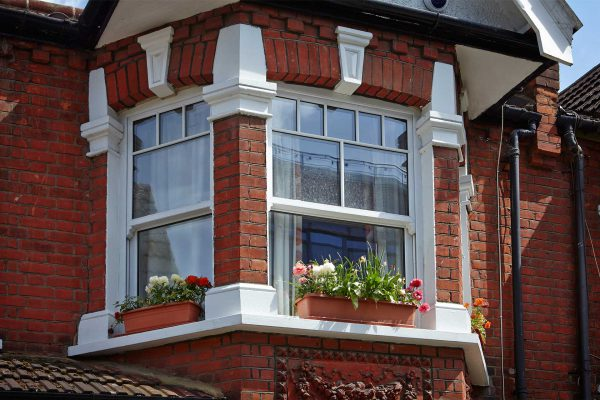 sash windows in South London